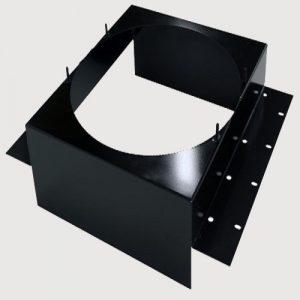 Hydraulic Fan Shroud Fan Shroud For Hydraulic Oil Cooler